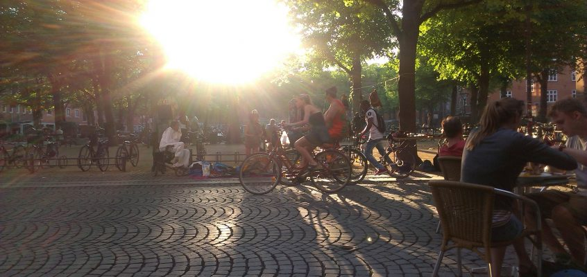 Smukke sommer weekend i København